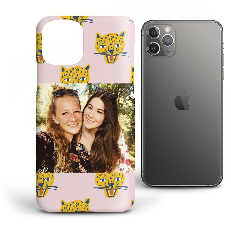 Personlig mobildeksel - iPhone 11 Pro Max - Heldekkende trykk