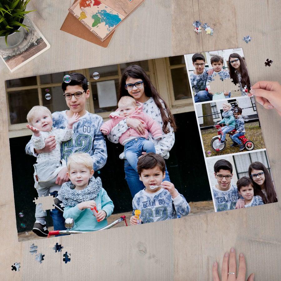 Fotopuzzle - XXL (1000 Teile)