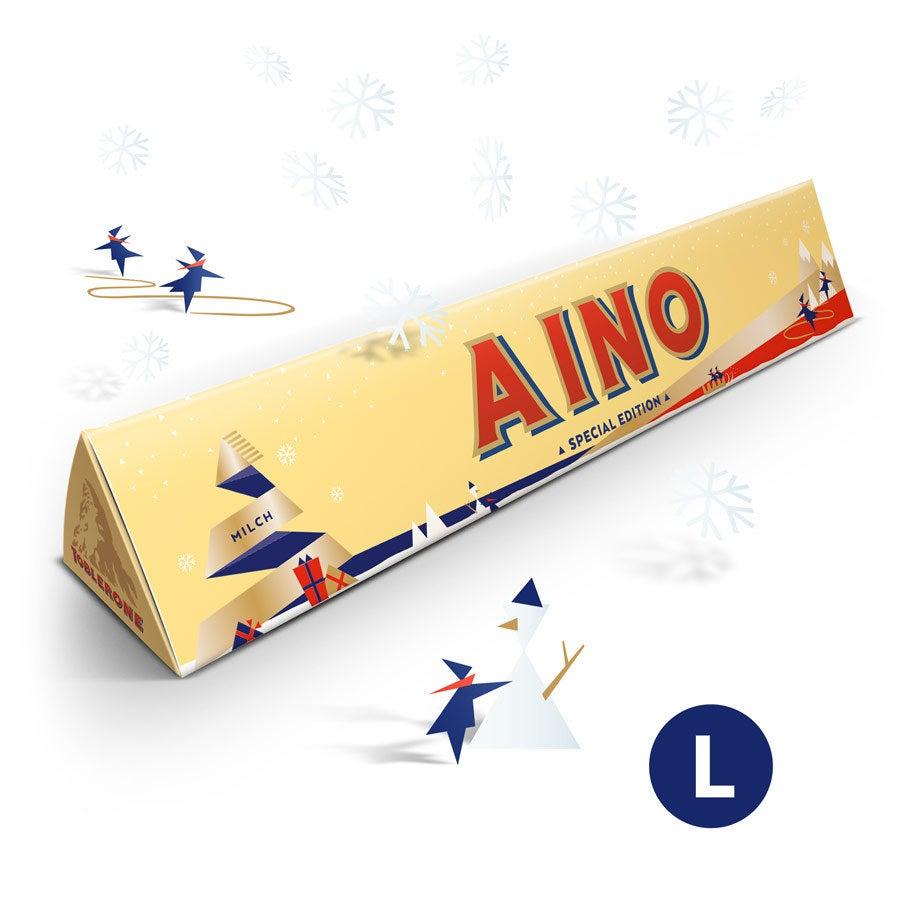 Toblerone suklaapatukka - Joulu - 360 grammaa