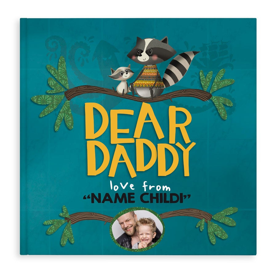 Dear Daddy - Hardcover