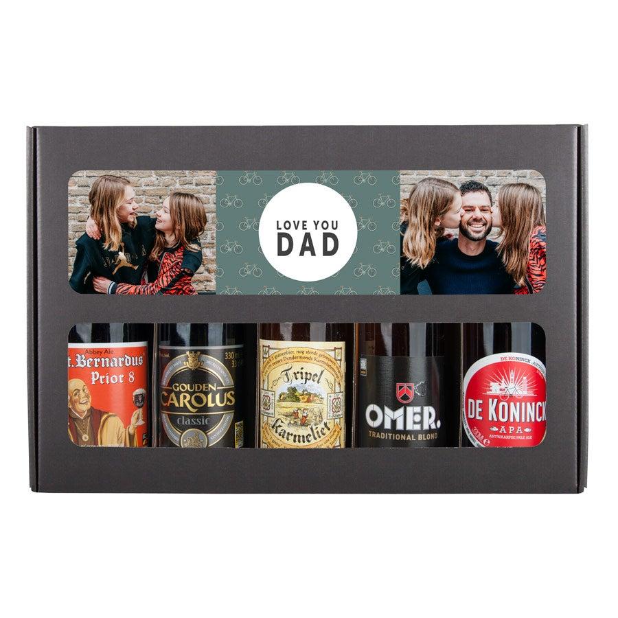 Bier Geschenkset - Belgisches Bier