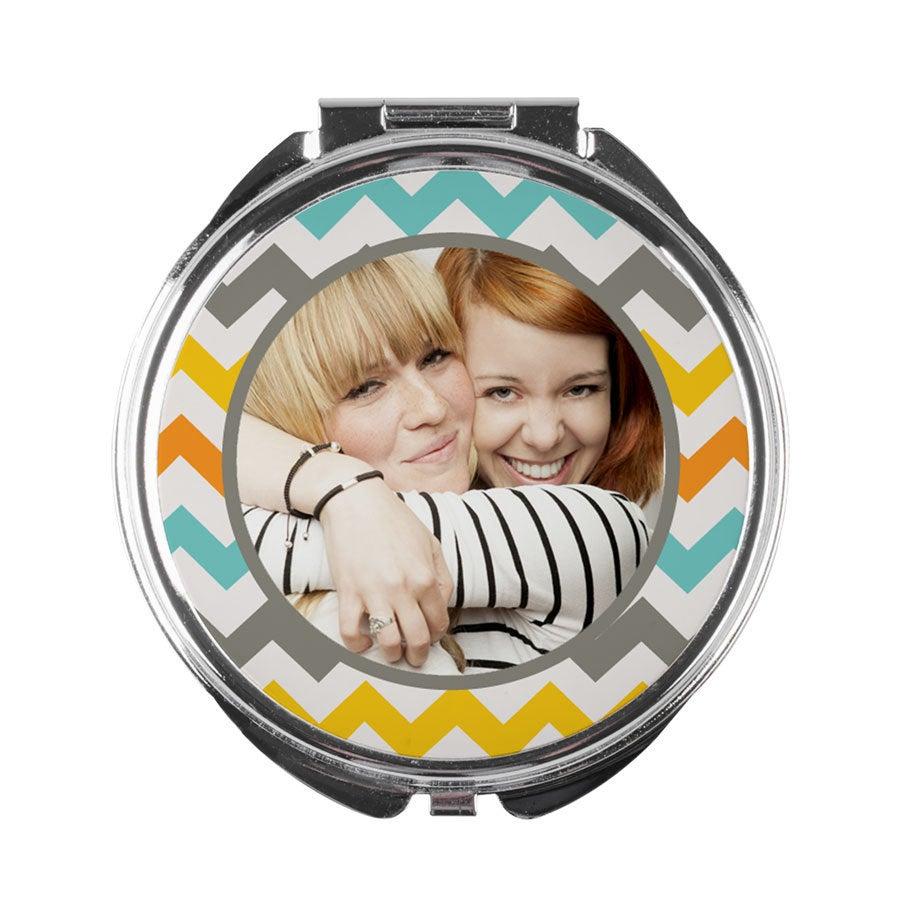 Individuellbadzubehör - Taschenspiegel Foto - Onlineshop YourSurprise