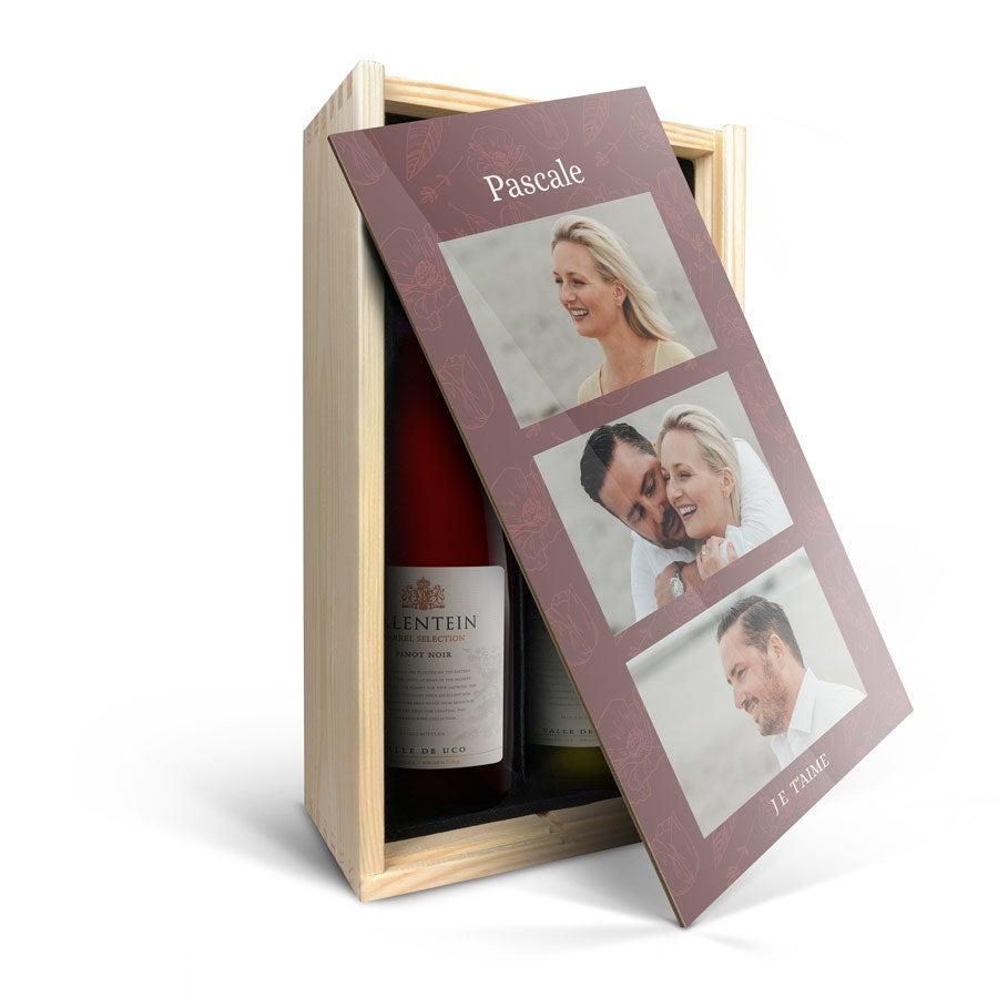 Pinot Noir et Chardonnay Salentein