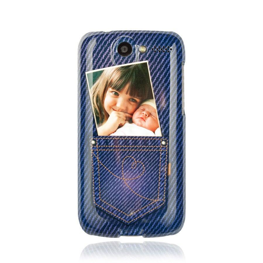 Telefoonhoesje bedrukken - HTC Desire - Rondom