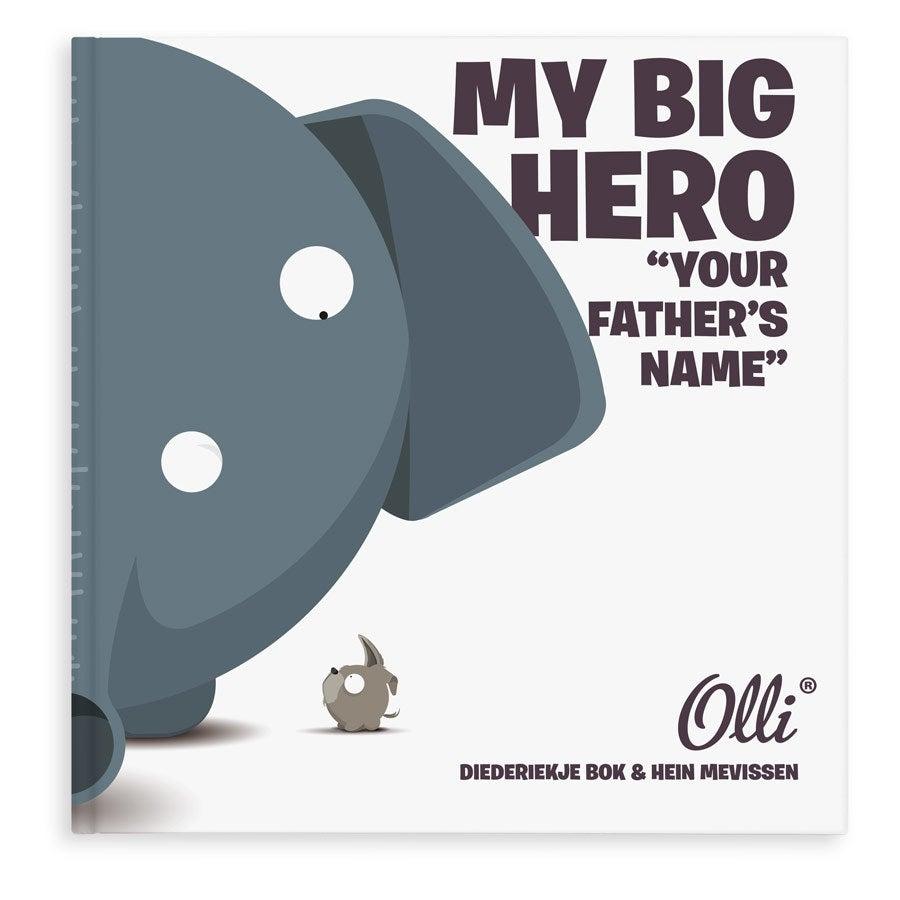 Ollimania - World's best dad XL (HC)