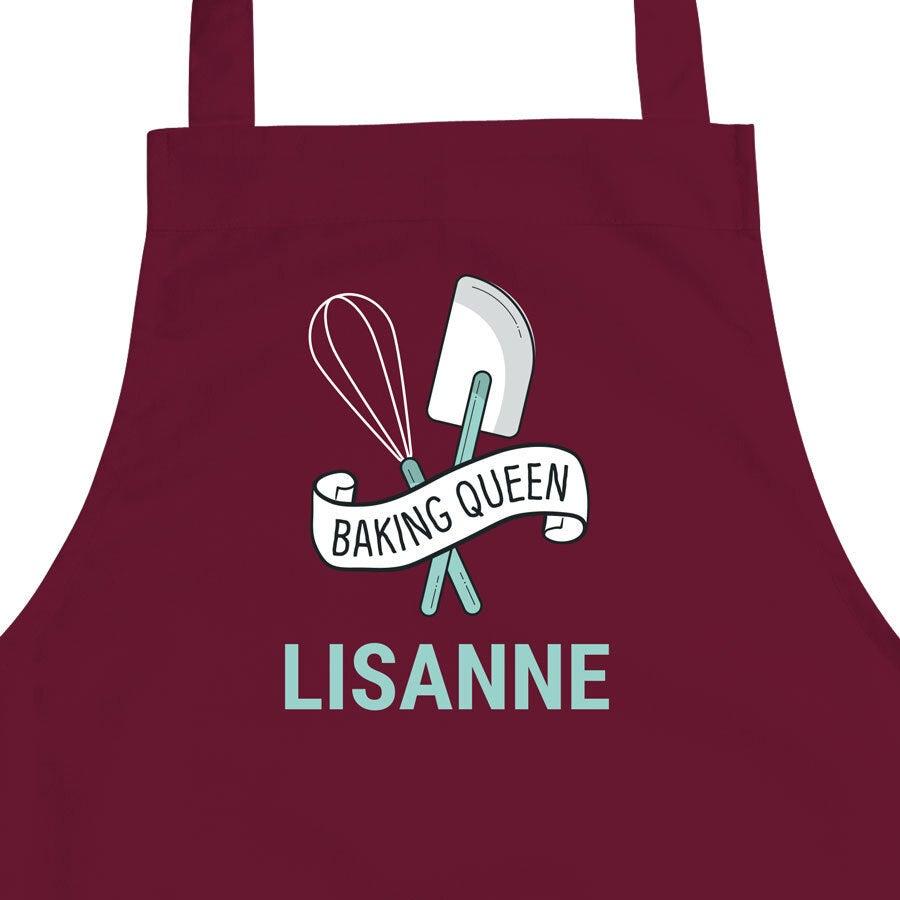 Kochschürze - Bordeaux