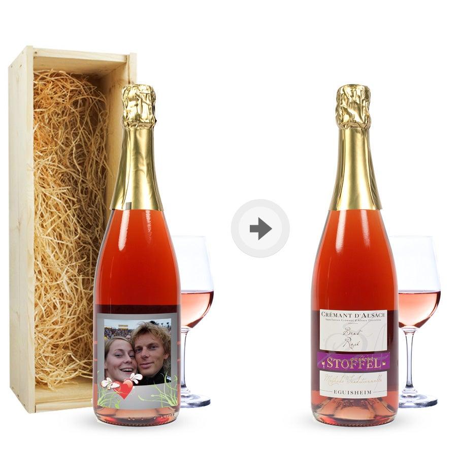Stoffel Cremant Rosé
