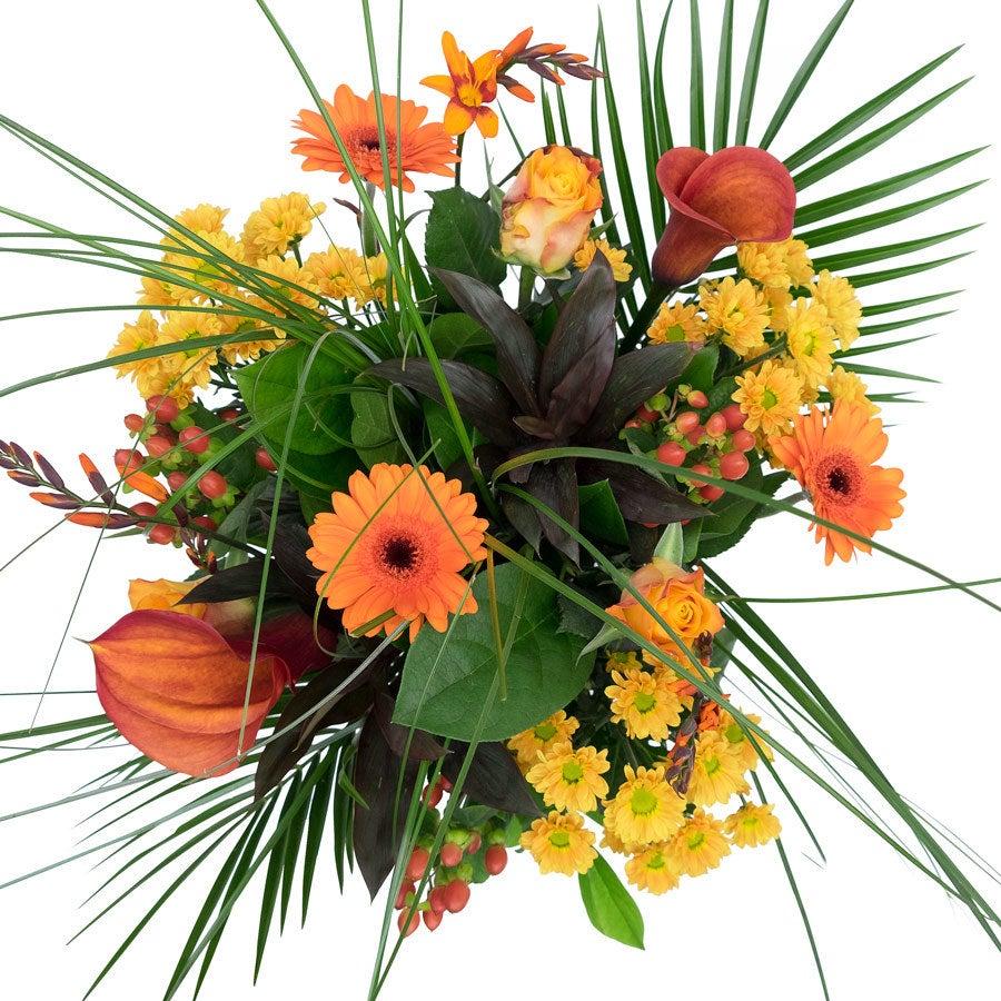 Bloemen - Boeket Oranje