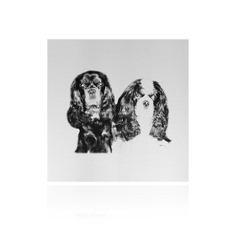 Individuellwohnzubehör - Spiegel Quadrat (20x20 cm) - Onlineshop YourSurprise