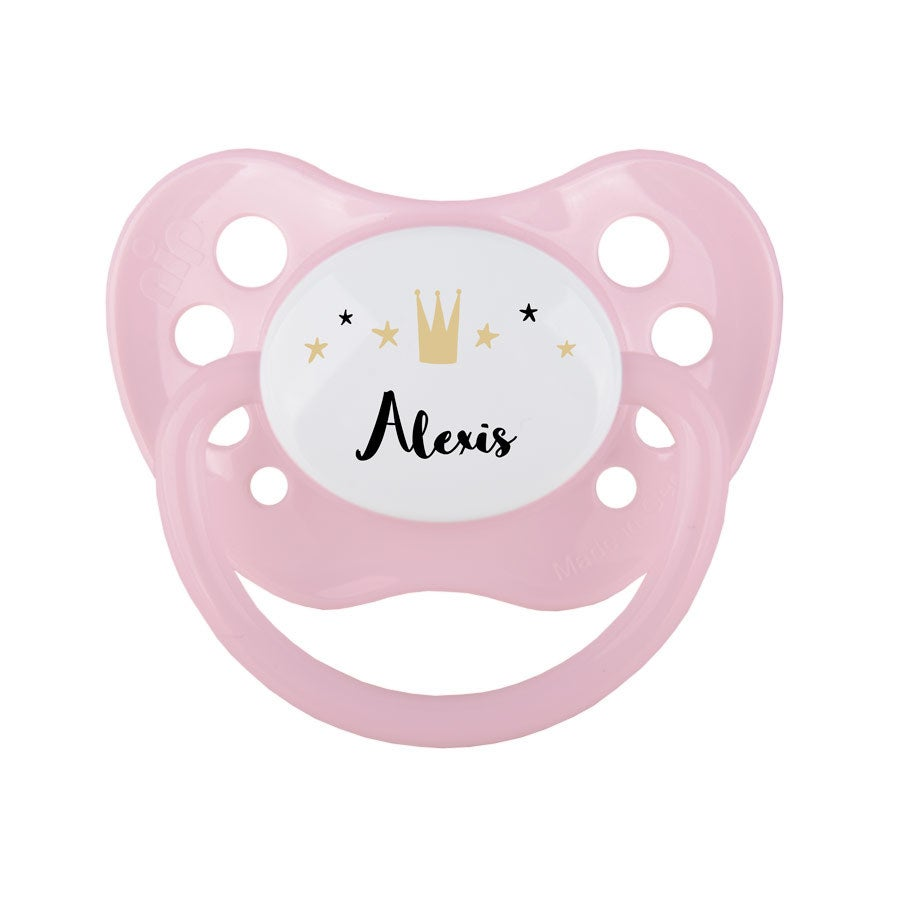 Pacifier - Pink