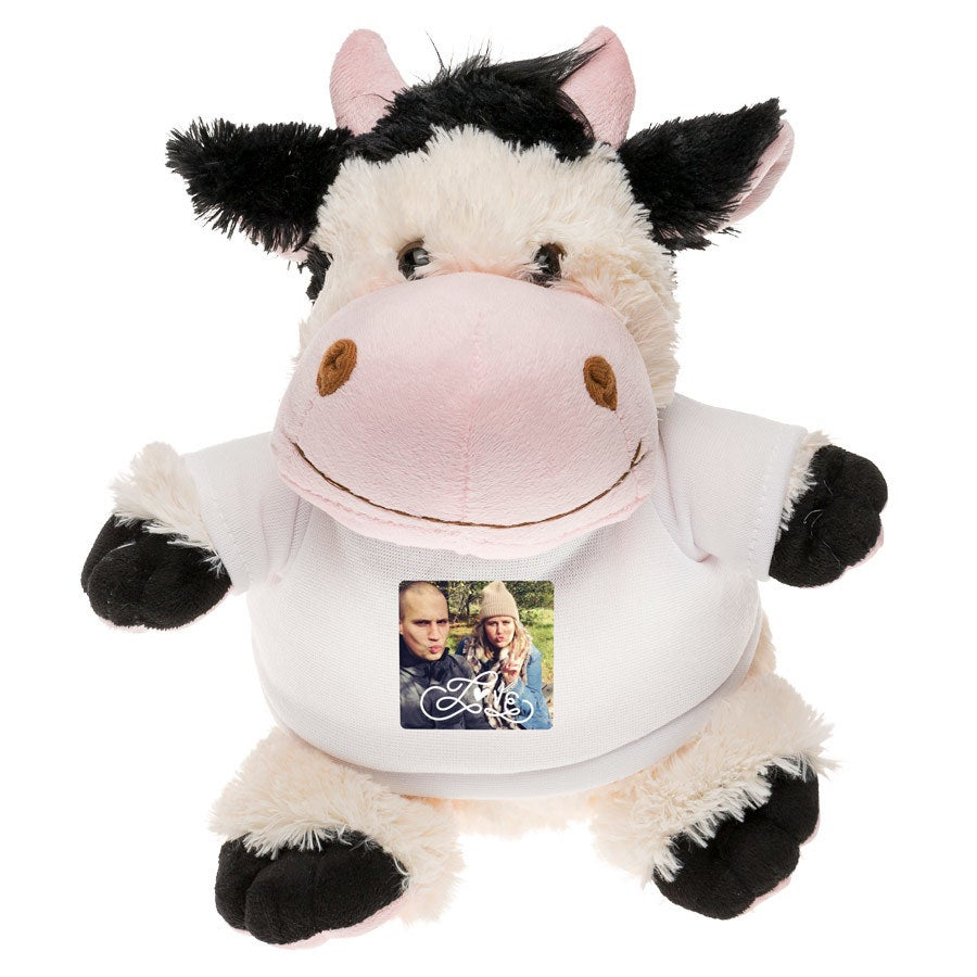 Plyšová hračka - krava