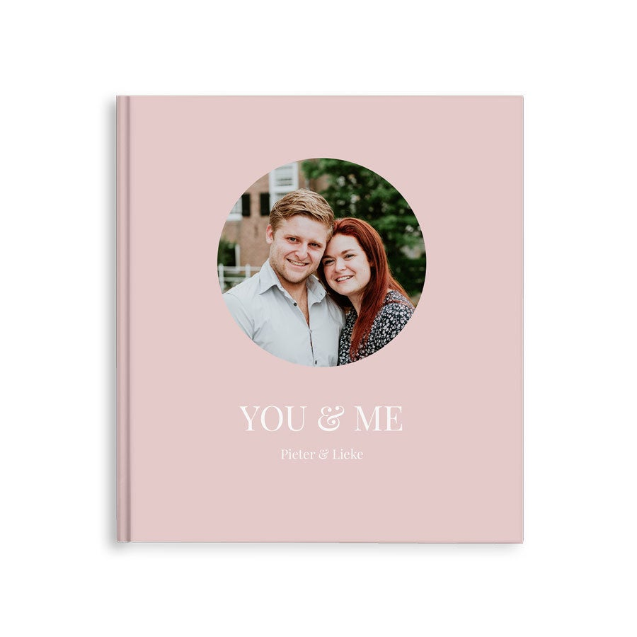 Fotoboek - Liefde - M - Hardcover - 40 pagina's