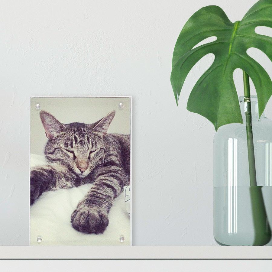 Acryl fotoblok maken - 10x15 cm