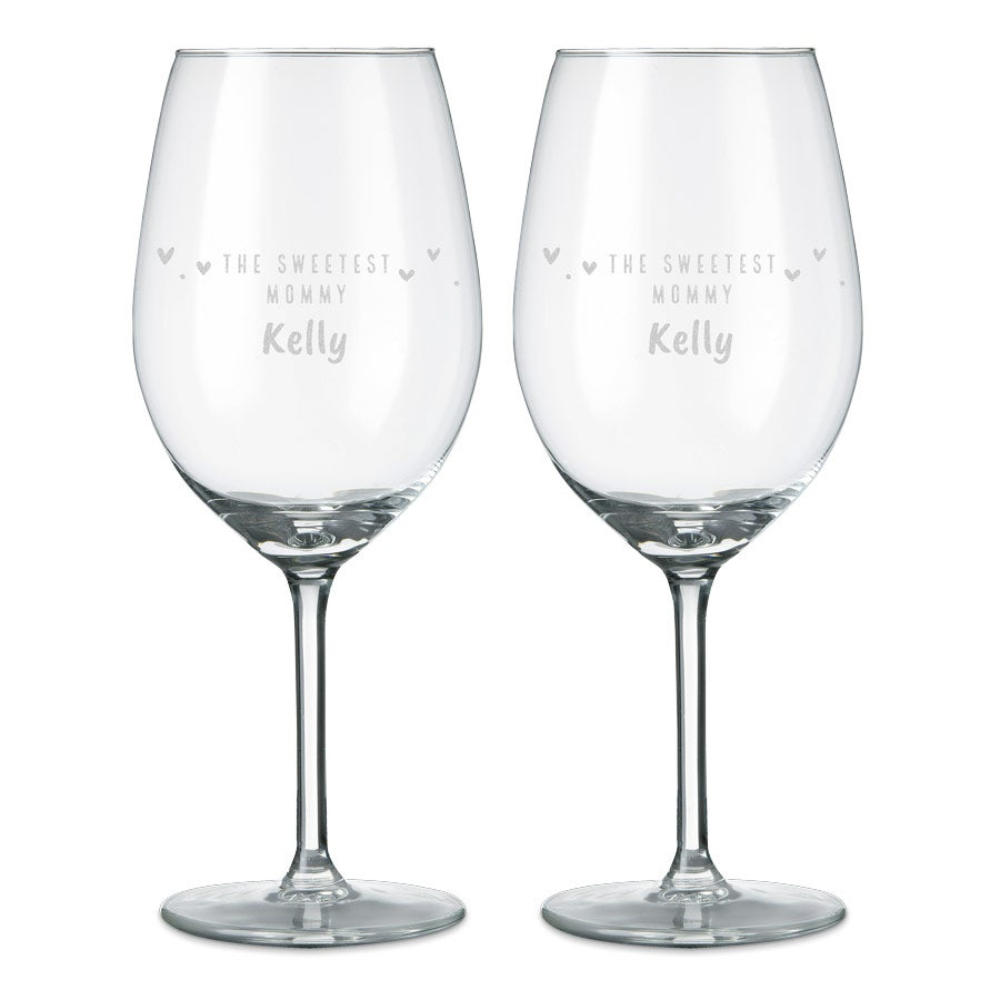 Glass – Red Wine (set of 2)
