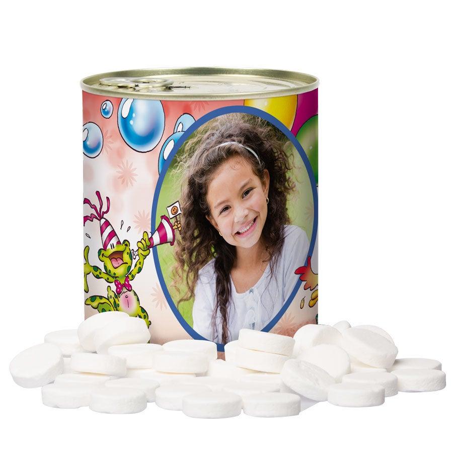 Čerešne cín sladkostí - Peppermint