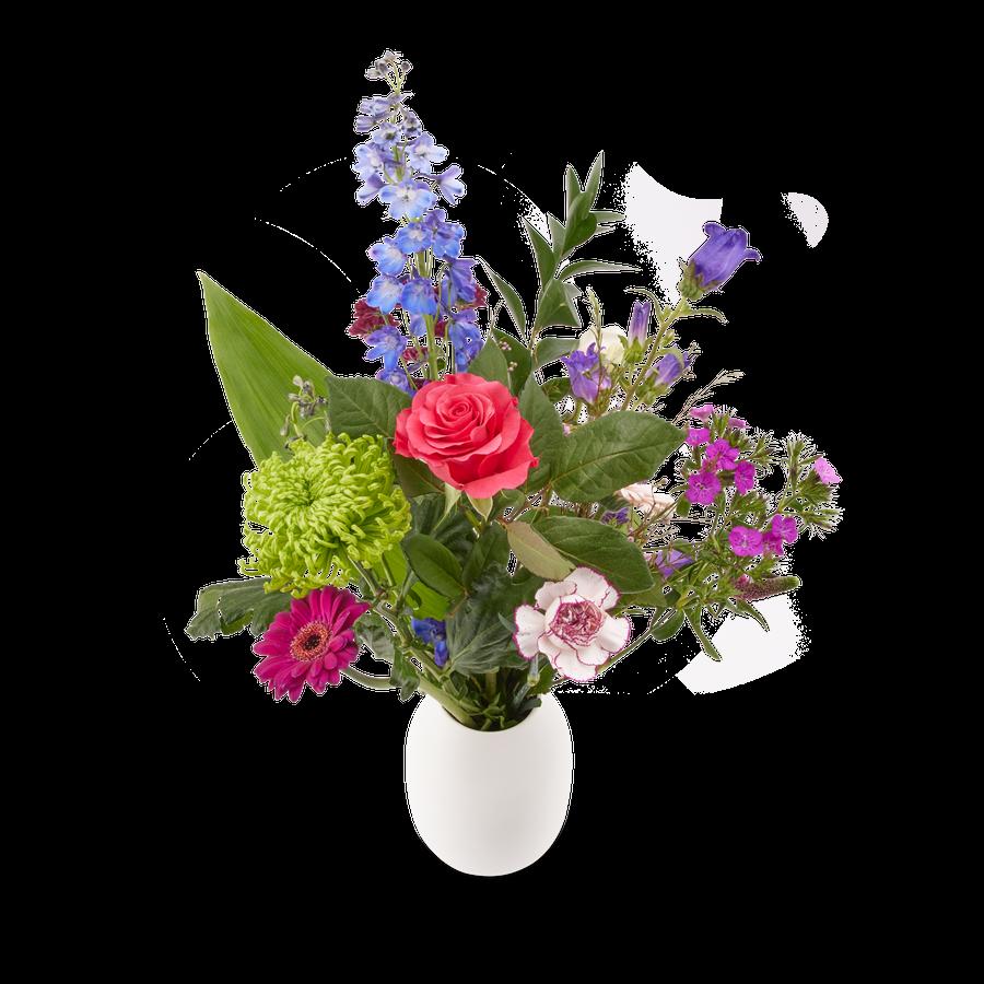 Blumen - Strauß Pflückblumen - Naturel