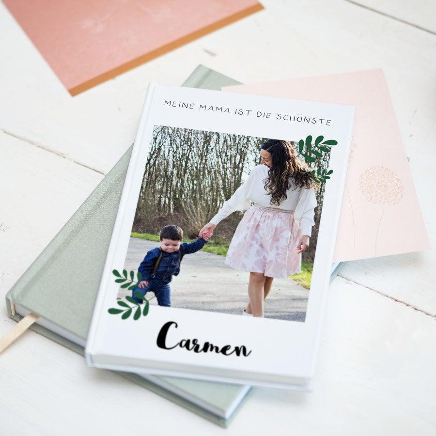 Notizbuch Muttertag - Softcover