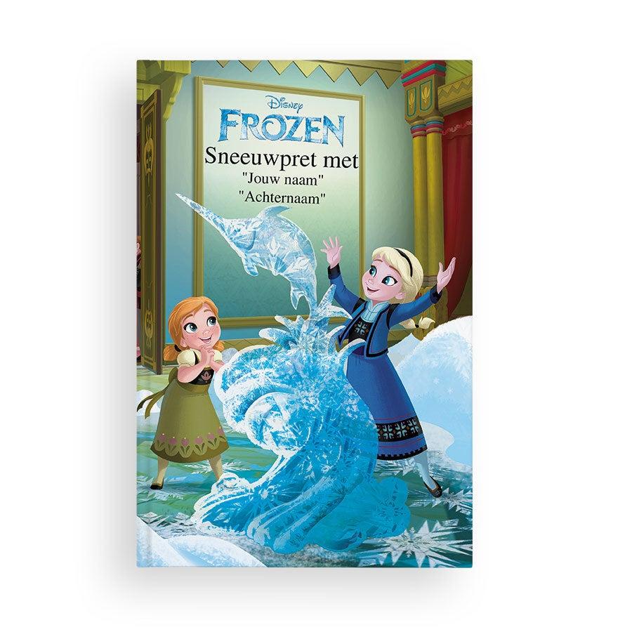 Boek met naam - Disney Frozen (Hardcover)