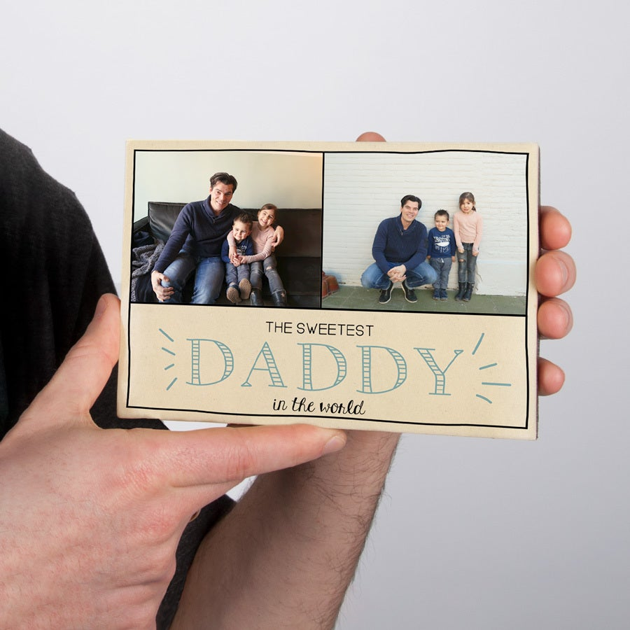 Father's Day Card - Large