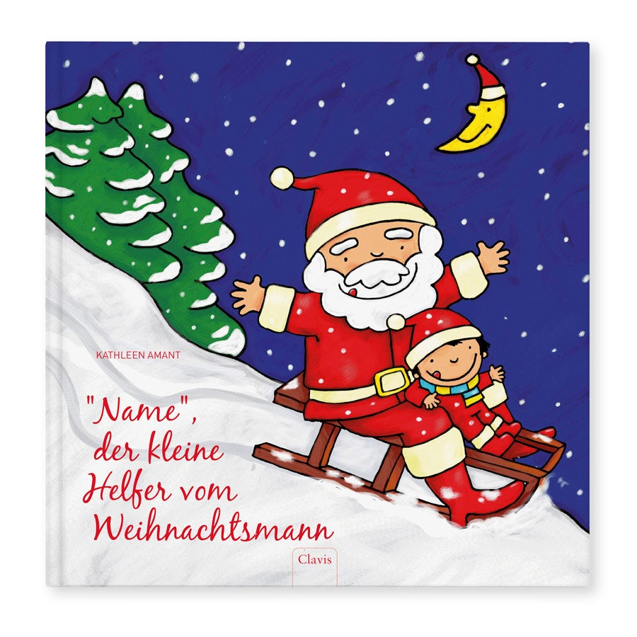 Individuellmedien - Weihnachtsbuch Hardcover - Onlineshop YourSurprise