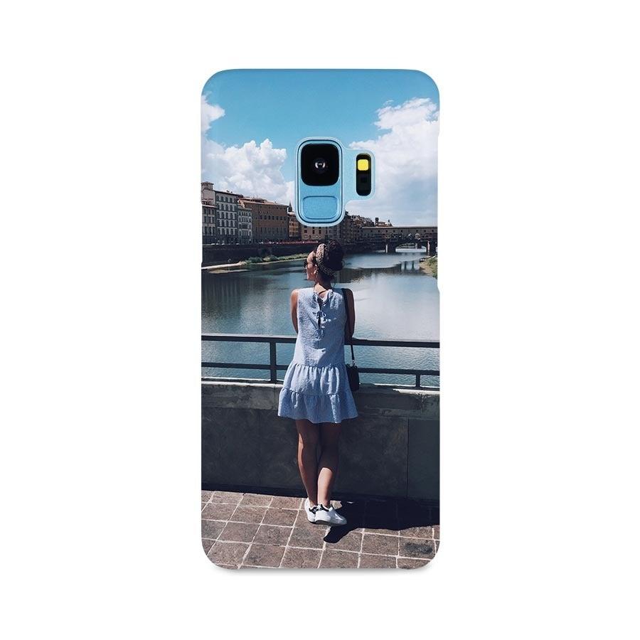 Etui na telefon Samsung Galaxy S9 - druk 3D