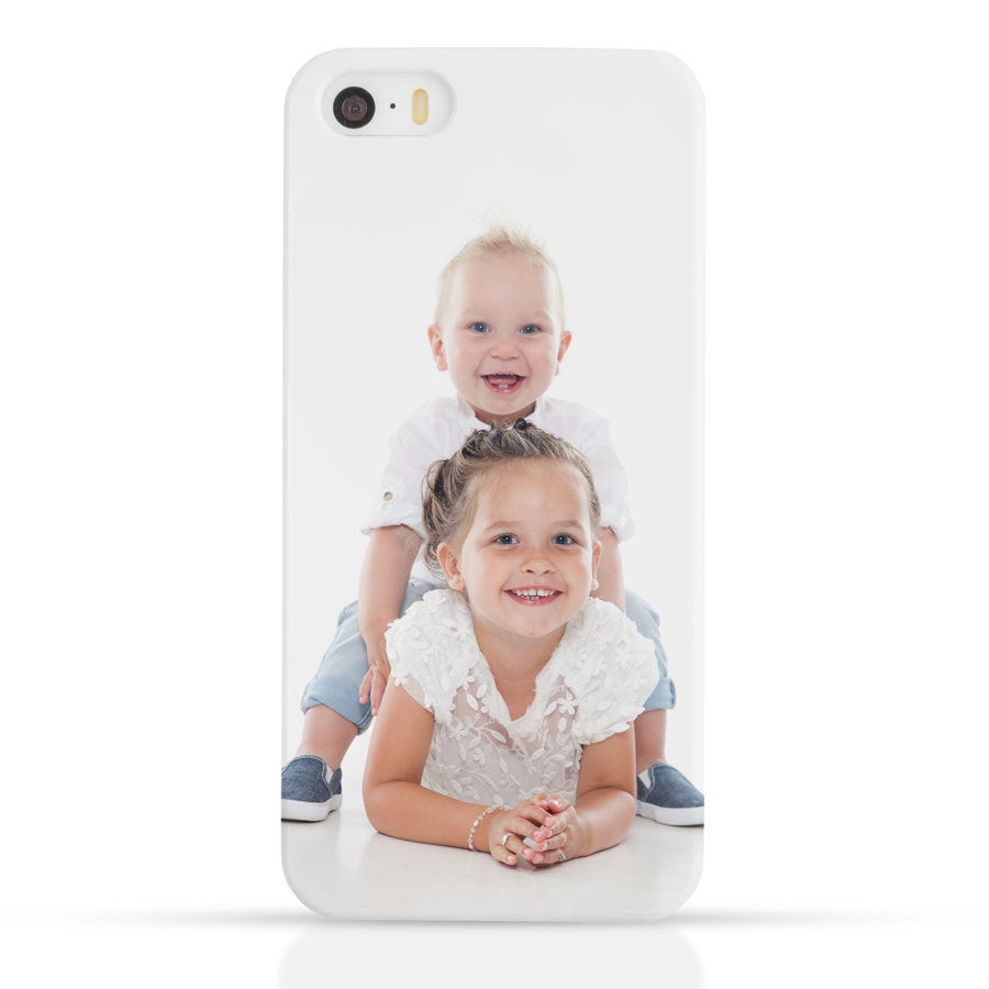 Mobilcover - iPhone SE - Foto cover 3D print