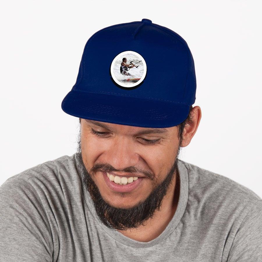 Casquette - Casquette de baseball - Bleu Marine