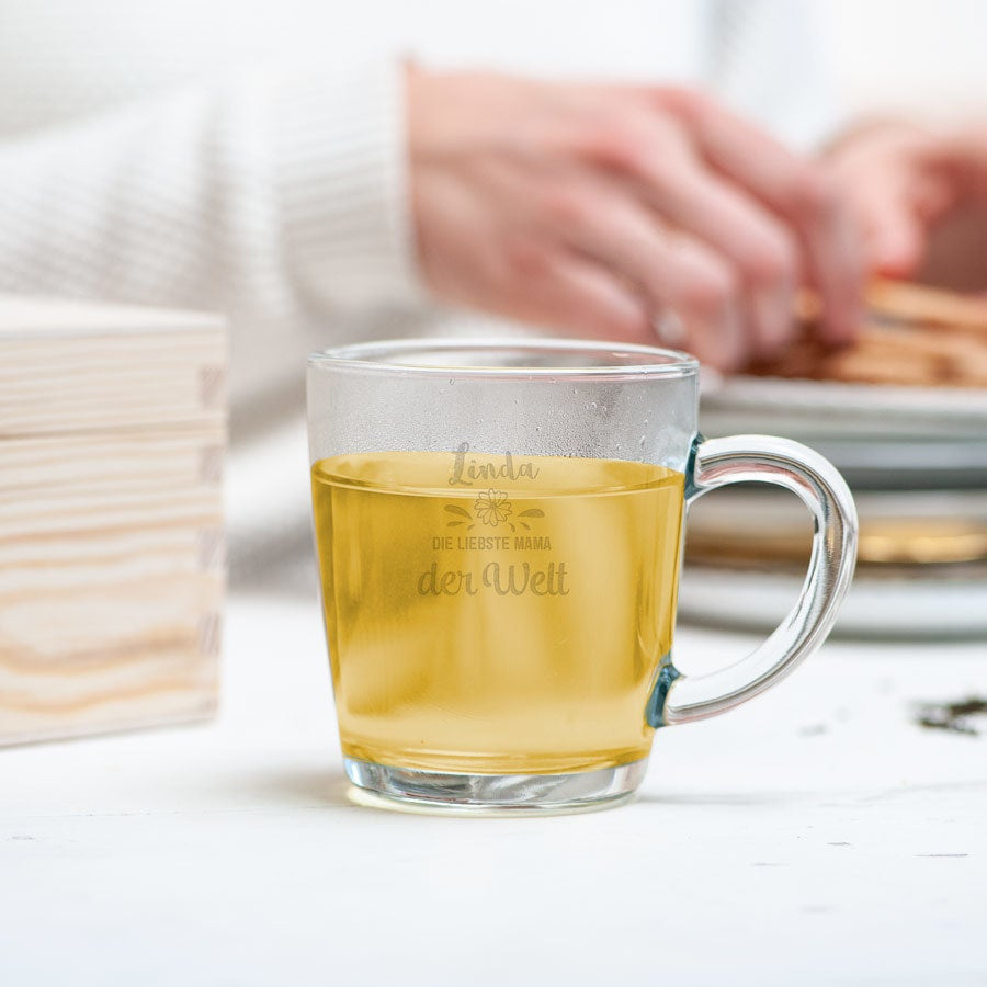 - Teeglas Muttertag - Onlineshop YourSurprise