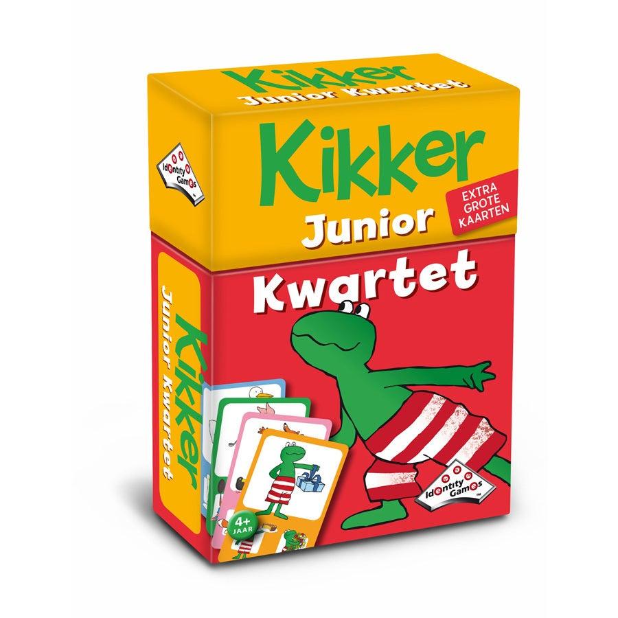 Kikker - Junior Kwartet
