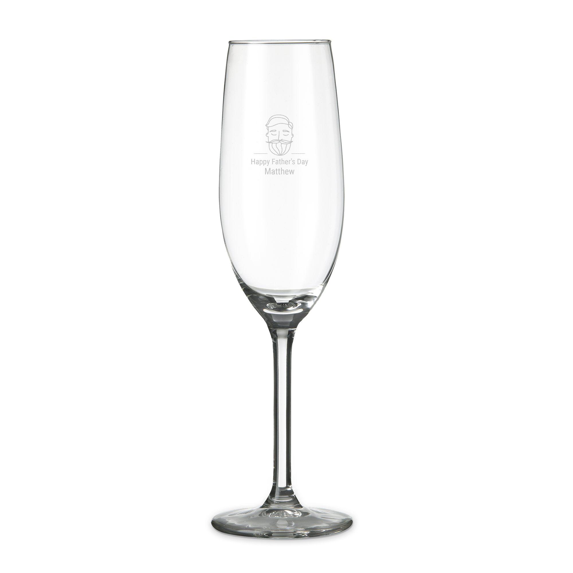 Personalised drinks glass