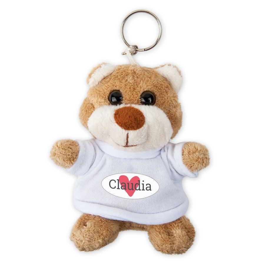 Schlüsselanhänger - Bär