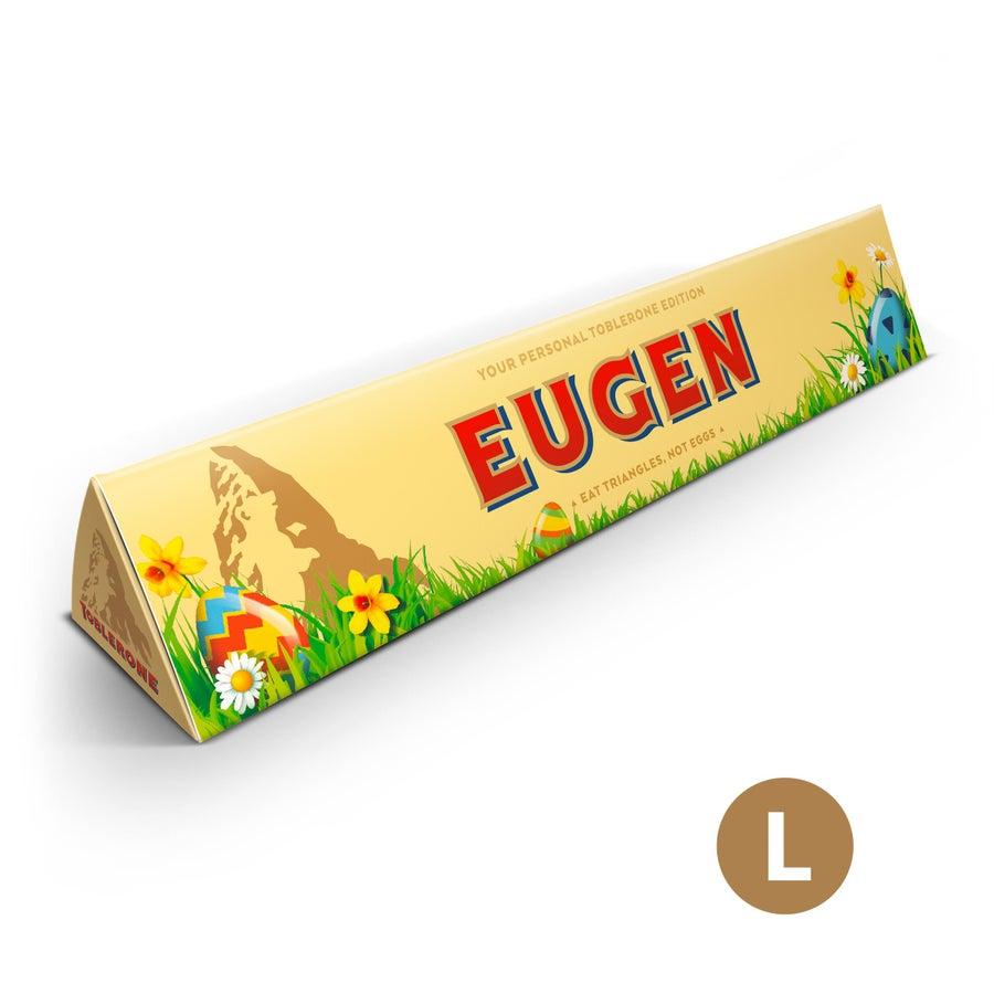 Toblerone Schokolade - Ostern (360 Gramm)