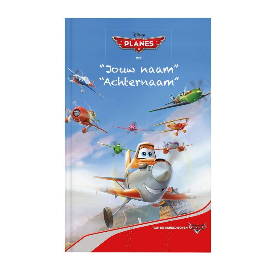 Boek met naam - Disney Planes