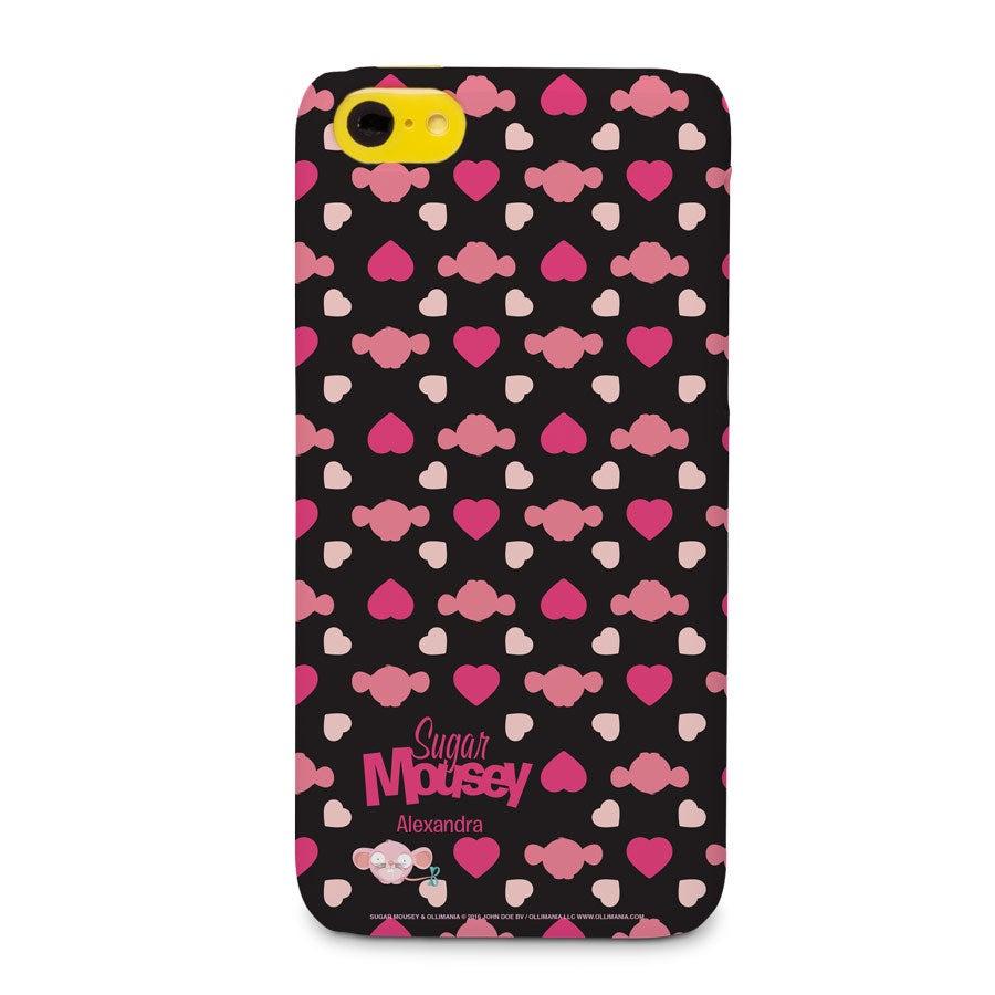 Sugar Mousey Handyhüllen - iPhone 5c - Fotocase rundum bedruckt