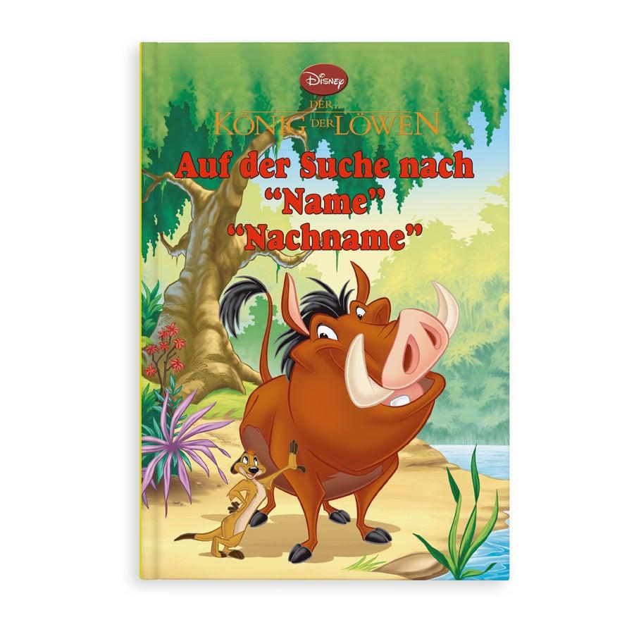 Buch - Disney - Der König der Löwen (Hardcover)