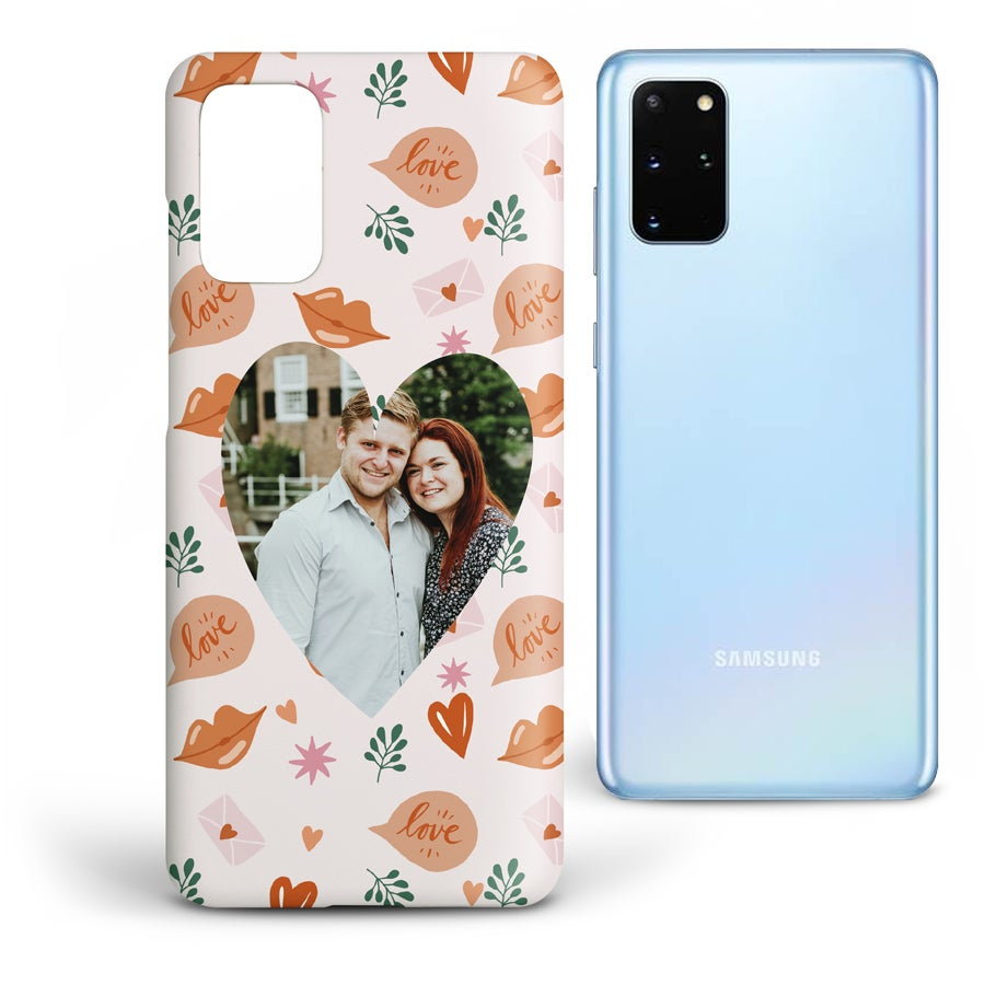Telefoonhoesje bedrukken - Samsung Galaxy S20 (rondom)