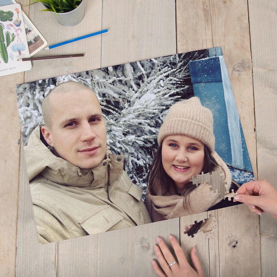 Fotopuzzle - XL (500 Teile)