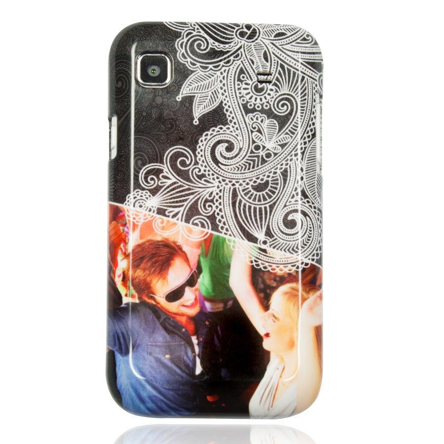 Handyhüllen - Samsung Galaxy S/Splus - Fotocase rundum bedruckt