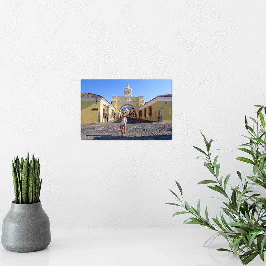 Fototafel - ChromaLuxe - 15x10 cm