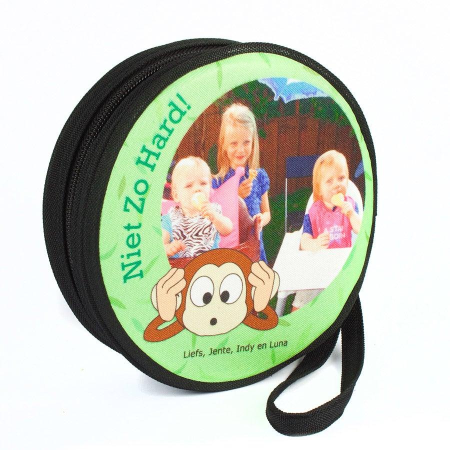 Pochette range CD/DVD