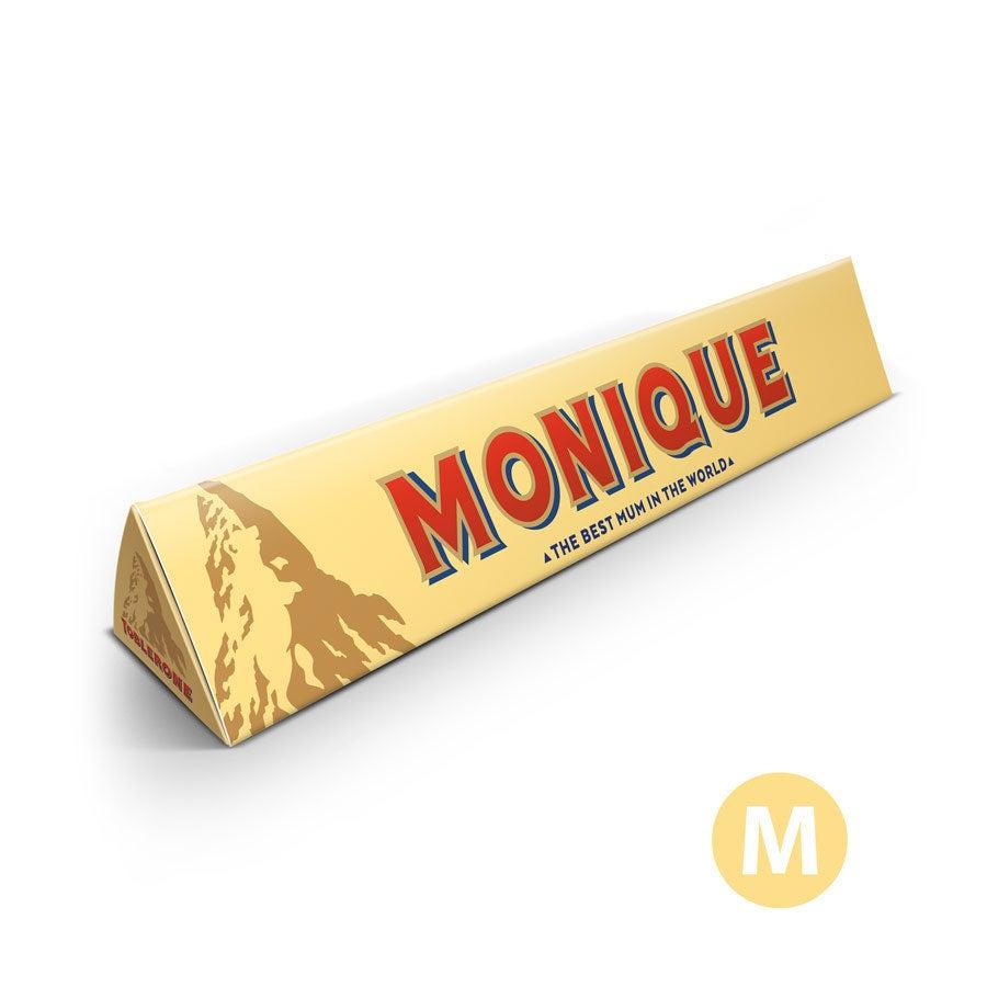 Moederdag Toblerone chocoladereep - 200 gram