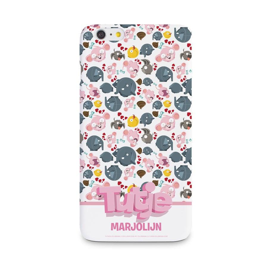Telefoonhoesje Tutje - iPhone 6 Plus