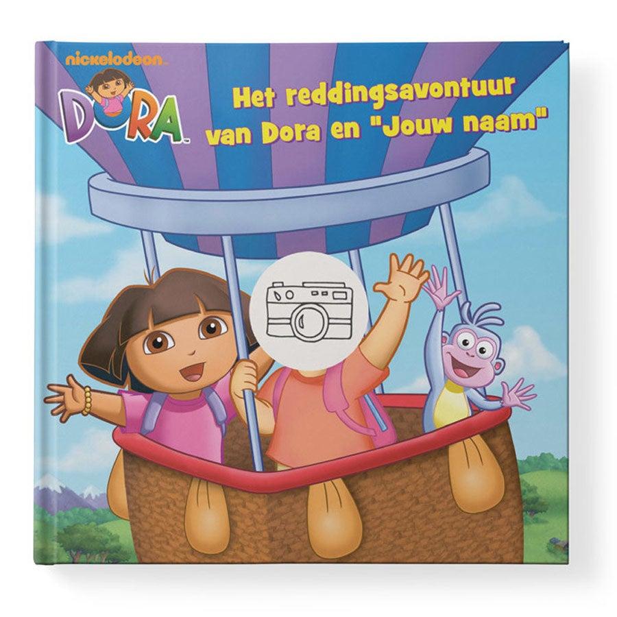 Dora - Het reddingsavontuur met jou - Hardcover