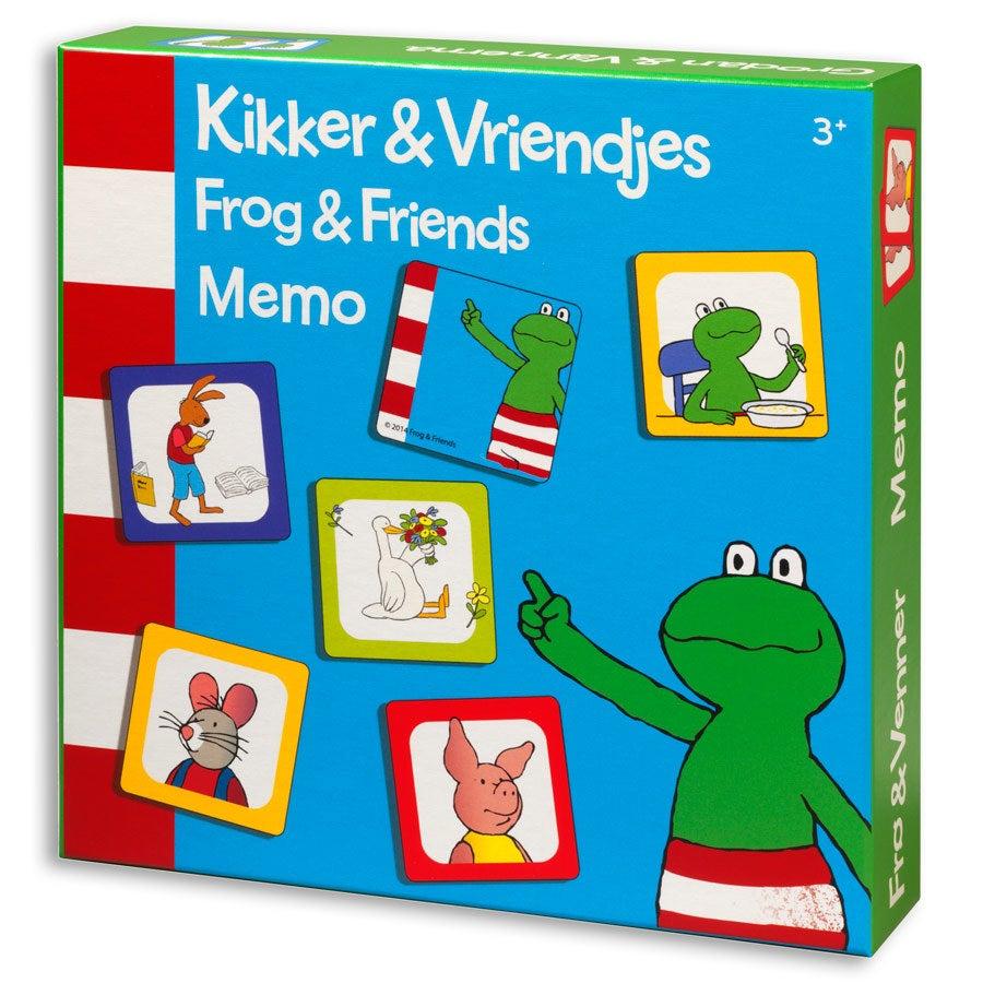 Kikker - Memory
