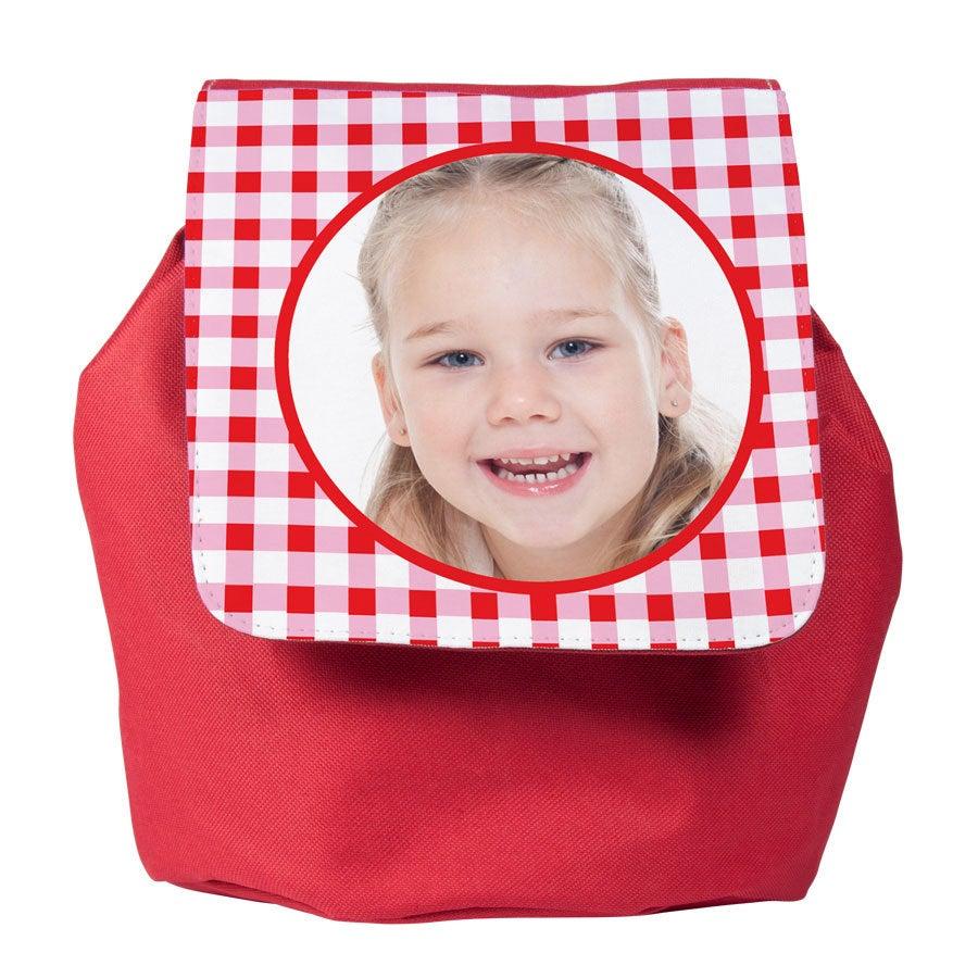 Kindergartentasche - Rot