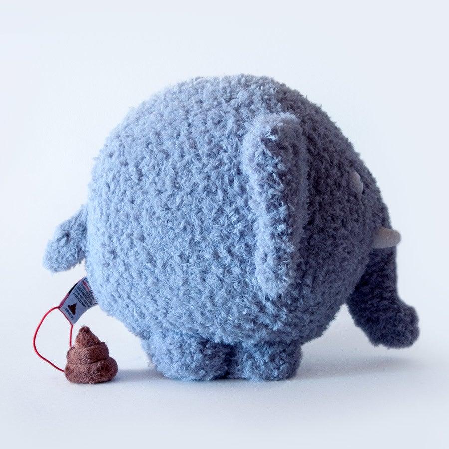 Olli blødt legetøj med overdådig turd