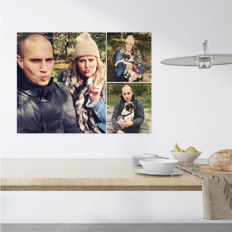 Poster - 80x60cm
