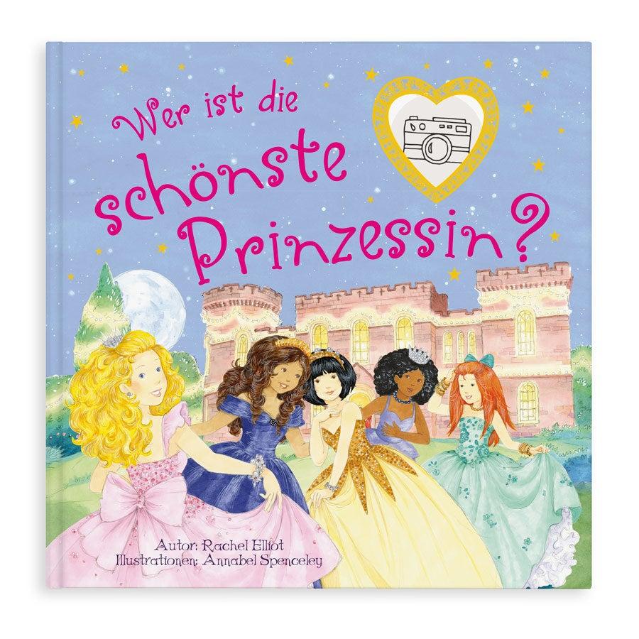Individuellmedien - Wer ist die schönste Prinzessin Hardcover - Onlineshop YourSurprise