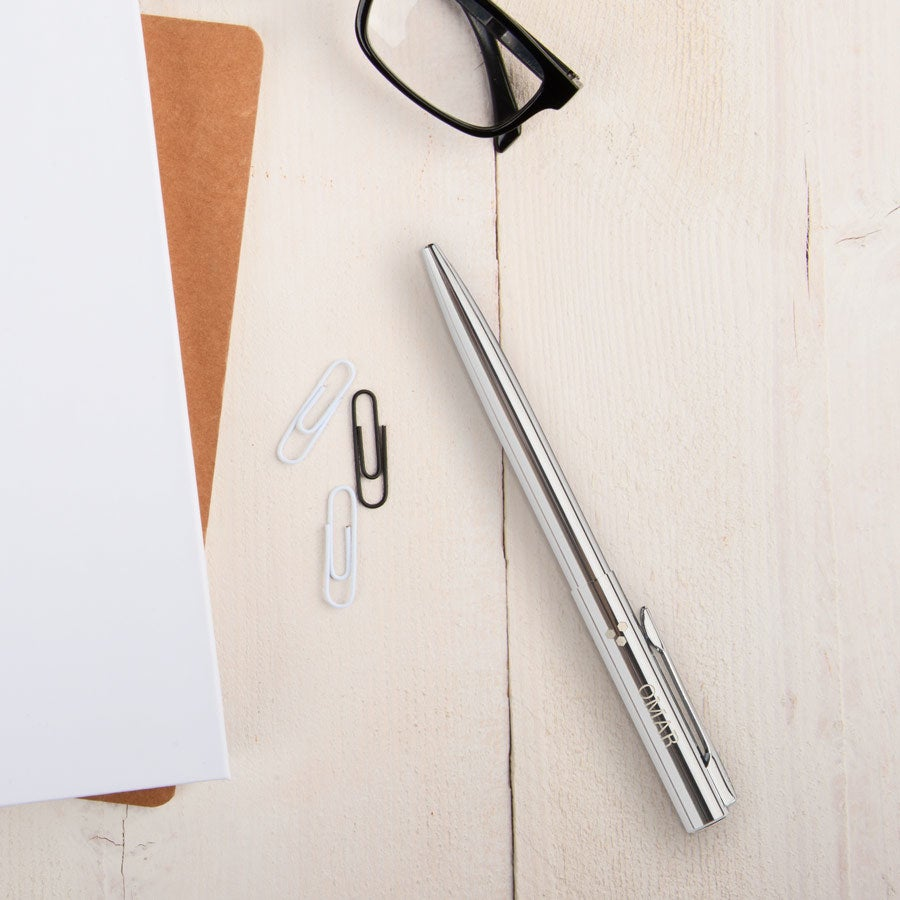 Waterman - Crome absolvent - ryté kuličkové pero