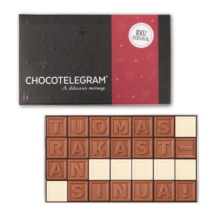 Suklaasähke - 28 merkkiä